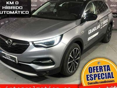 usado Opel Grandland X Ultimate Híbrido