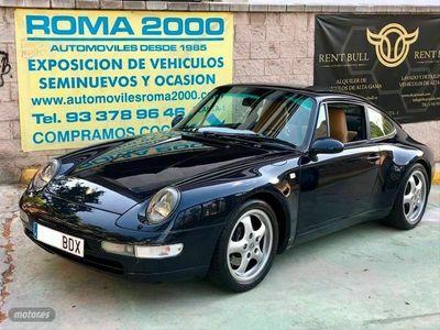 usado Porsche 911 Carrera 993Coupé