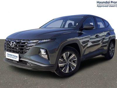 usado Hyundai Tucson - 683 km 1.6 TGDI Klass 4x2