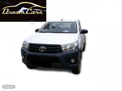 usado Toyota HiLux 2.4 D4D Cabina Sencilla GX 4x4
