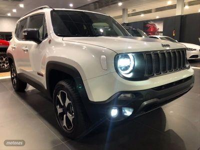 usado Jeep Renegade 2.0 Mjet Trailhawk 4x4 170CV Auto AD Low