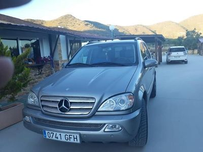 usado Mercedes ML270 CDI Special Edition