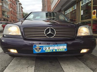 usado Mercedes 420 420coupe con libro y revisiones buen estado
