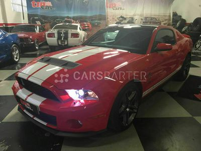 usado Ford Mustang SHELBY GT500 2p