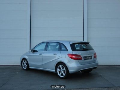 usado Mercedes B180 Clase BCDI BE 109 5p 7G-DCT