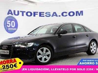 used Audi A6 2.0 TDI Advanced Edition 177cv Multitronic 4p