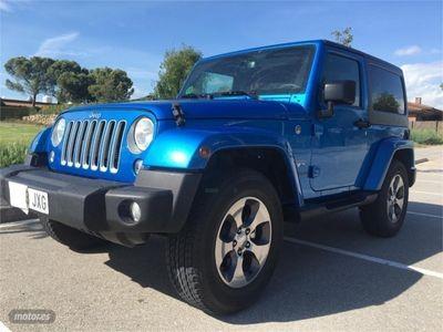 usado Jeep Wrangler 3.6 V6 Sahara Auto
