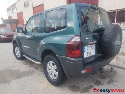 gebraucht Mitsubishi Montero -
