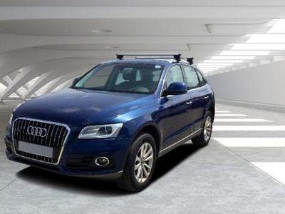 brugt Audi Q5 2.0 TDI CD QUATTRO ADVANCED ED. S-T 190