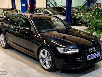 used Audi A6 Avant 3.0 Bi TDI 313cv quattro tiptronic
