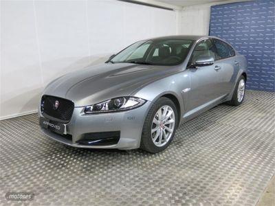 gebraucht Jaguar XF 2.2 Diesel Premium Luxury