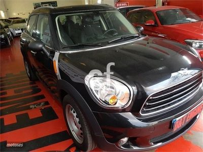 brugt Mini One D Countryman COUNTRYMAN
