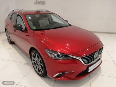 usado Mazda 6 2.5 GE AT L.P. T.SR CB WGN
