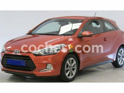 usado Hyundai Coupé I20 I201.2 Bd Klass Orange 85 cv en Madrid