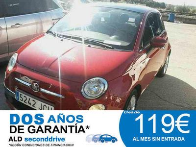 used Fiat 500 1.2 Lounge 51 kW (69 CV)