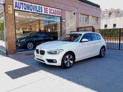 usado BMW 118 D 150cvs 5 puertas