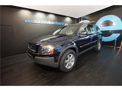 brugt Volvo XC90 2.4 D5 Momentum 185 7 PLAZAS