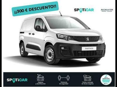 usado Peugeot Partner Premium Standard 600kg PureTech 81kW