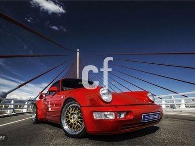 usado Porsche 911 9113.6 TURBO COUPE