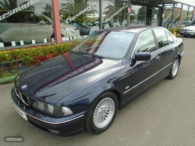 usado BMW 530 Serie 5 d Aut.