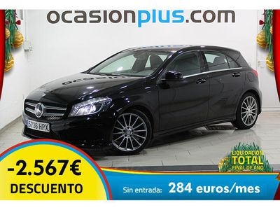 second-hand Mercedes A200 CDI BE AMG Line 100 kW (136 CV)