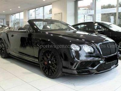 usado Bentley Continental Descapotable Automático de 3 Puertas