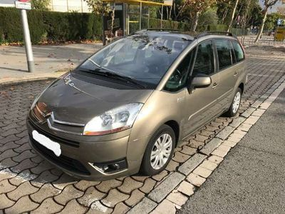 brugt Citroën Grand C4 Picasso 1.6 HDi Exclusive