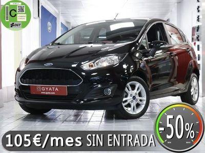usado Ford Fiesta 1.25 Duratec 60kW (82CV) Trend 5p