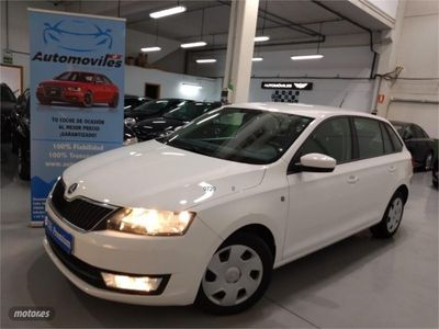 used Skoda Rapid 1.6 TDI CR 105cv Ambition