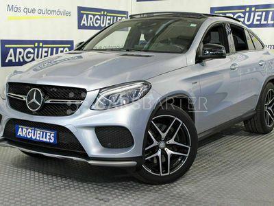 usado Mercedes GLE450 AMG GL 450AMG 4MATIC Coupé 367cv 5p