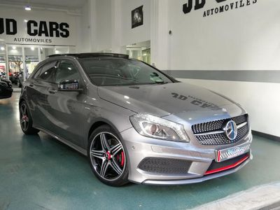 usado Mercedes A250 BE AMG Line Sport 7G-DCT Distronic PLUS