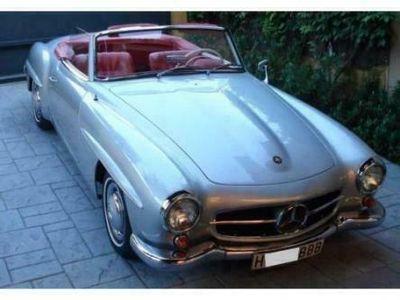 usado Mercedes 190 Clase SLSL 1960