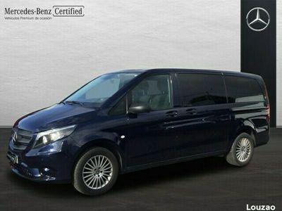 usado Mercedes Vito Tourer 114 Cdi Pro Extralarga 136 cv