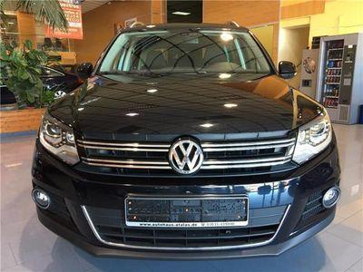 usado VW Tiguan 2. 0 TDI XENON NAVEGACION, Málaga