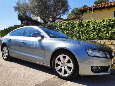 usado Audi A5 Sportback 2.0TDI Multitronic 5p