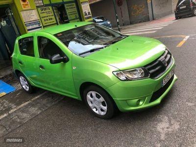 usado Dacia Sandero Laureate dCi 90