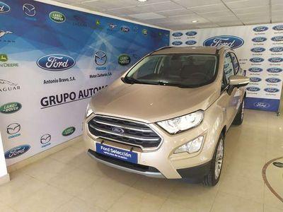 usado Ford Ecosport 1.5 TDCi EcoBlue 92kW S&S Titanium