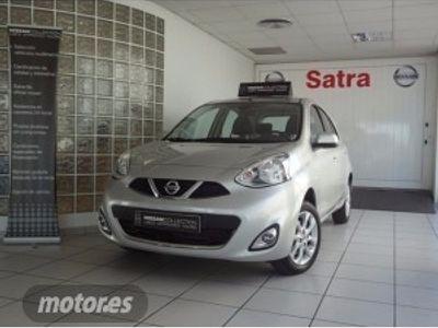 brugt Nissan Micra 1.2 Acenta