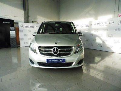 usado Mercedes 220 V ClaseCompacto
