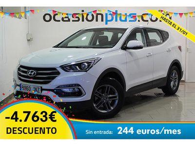 usado Hyundai Santa Fe 2.0 CRDI Stadt 4x2 7S 110 kW (150 CV)
