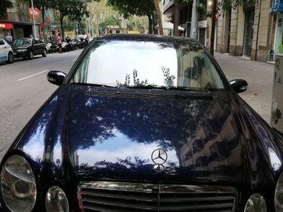 used Mercedes E270 ClaseCDI
