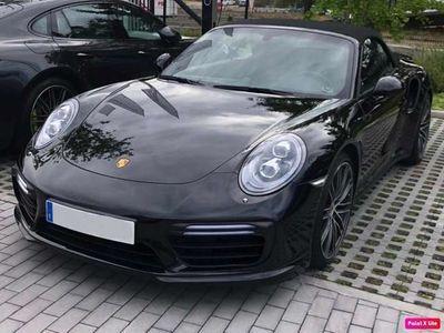 usado Porsche 991 Turbo Cabriolet PDK