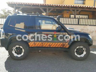 usado Mitsubishi Montero 3.2di-d Spirit 200 cv en Palmas, Las