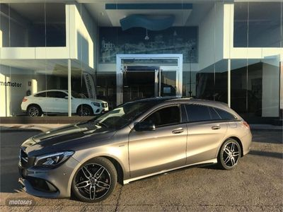 second-hand Mercedes CLA250 Shooting Brake AMG EDITION AMG