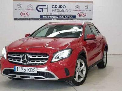 usado Mercedes GLA200 7G-DCT