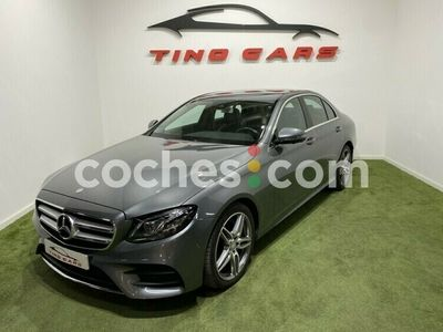 usado Mercedes E220 Clase E9g-tronic 194 194 cv en Pontevedra