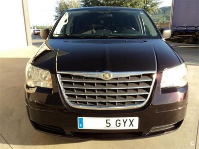 gebraucht Chrysler Grand Voyager Lx 2.8 Crd Confort 5p. -10