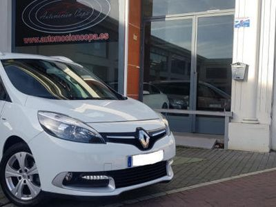 brugt Renault Grand Scénic G.Scénic 1.6dCi Energy Limited 7pl.