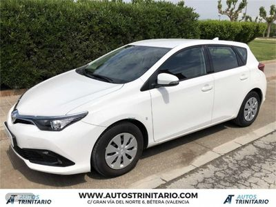 used Toyota Auris 1.4 90D BUSINESS