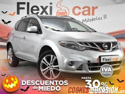 usado Nissan Murano 2.5dCi Tekna Sport Aut.